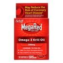 Schiff Vitamins Omega 3 Krill Oil - MegaRed - 300 mg- 30 Softgels
