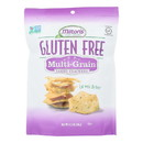 Miltons Gluten Free Baked Crackers - Multi Grain - Case of 12 - 4.5 oz.