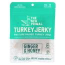 The New Primal Turkey Jerky - Original - Case of 8 - 2 oz.