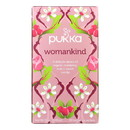 Pukka Herbal Teas Tea - Organic - Womankind - 20 bags - Case of 6