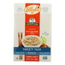 Gluten Freeda Oatmeal - Variety Pack - Case of 8 - 11.2 oz.