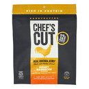 Chef's Cut Jerky - Real Chicken Jerky Honey Barbecue - Case of 8 - 2.5 oz.