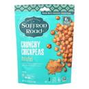 Saffron Road Crunchy Chickpeas - Falafel - Case of 12 - 6 oz.