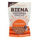 Biena Chickpea Snacks - Habanero - Case of 8 - 5 oz.