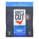 Chef's Cut Jerky - Chicken - Buffalo - Case of 8 - 2.5 oz