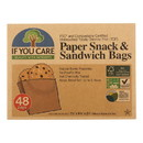 If You Care Snack And Sandwich bags - 1 Each - 48 CT