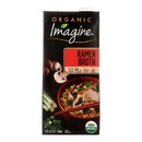 Imagine Foods Organic Ramen Broth - Case of 12 - 32 Fl oz.