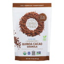 One Degree Organic Foods Quinoa Cacao Granola - Sprouted Oat - Case of 6 - 11 oz.