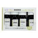 Aura Cacia - Essential Oil - Discovery Kit - 0.25 FL oz.