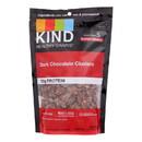 Kind Dark Chocolate Whole Grain Clusters - Case of 6 - 11 oz.