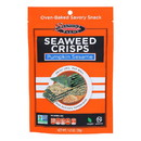 Seapoint Farms - Seaweed Crsps Pmkn Sesame - Case of 12 - 1.2 oz