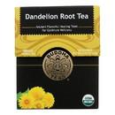Buddha Teas - Organic Tea - Dandelion Root - Case of 6 - 18 bags