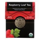 Buddha Teas - Organic Tea - Raspberry Leaf - Case of 6 - 18 Count