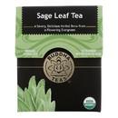Buddha Teas - Organic Tea - Sage Leaf - Case of 6 - 18 Count