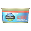 Wild Planet Wild Salmon - Sockeye - 6 oz