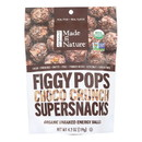 Made in Nature Figgy Pops - Choco Crunch - Case of 6 - 4.2 oz