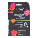 Alba Botanica - Hawaiian Sheet Mask - Detox - Case of 8 - 1 count