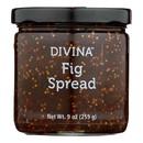Divina Spread - Fig - Case of 12 - 9 oz