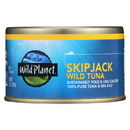 Wild Planet Wild Tuna - Skipjack - Case of 12 - 7.5 oz