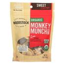 Woodstock Organic Monkey Munch Snack Mix - Case of 8 - 6 oz.
