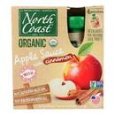 North Coast - Apple Sauce Cinnamon - Case of 6 - 4/3.2 oz