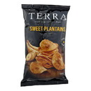 Terra Chips Veggie Chips - Sweet Plantains - Case of 12 - 5 oz