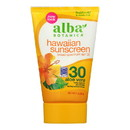 Alba Botanica - Sunscreen - Hawaiian - Spf30 - 1 oz