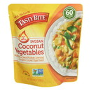 Tasty Bite Heat & Eat Indian Cuisine Entree - Hot & Spicy Coconut Vegetables - Case of 6 - 10 oz