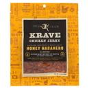 Krave Chicken Jerky - Honey Habanero - Case of 8 - 2.7 oz.