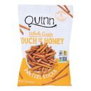 Quinn Popcorn - Pretzel Stick Touch Honey - Case of 36 - 1.5 oz.