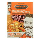 Upton's Naturals Meal Kit - Massaman Curry - Case of 6 - 9.87 oz
