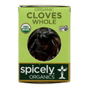 Spicely Organics - Organic Cloves - Whole - Case of 6 - 0.15 oz.