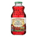 R.W. Knudsen - Organic Juice - Cranberry Pomegranate - Case of 6 - 32 fl oz