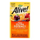 Nature's Way - Alive Once Daily Multi-Vitamin - Ultra Potency - 60 Tablets
