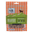 I And Love And You - Dog Trt Hip Hop Heart Chk - Case of 6 - 5 oz