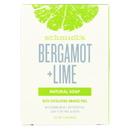Schmidt's Deodorant Bar Soap - Bergamot & Lime - Case of 6 - 5 oz