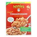 Annie's Homegrown Cereal Cinnabunnies - Case Of 10 - 10 Oz