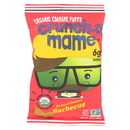 Cruncha Ma Me Edamame - Barbecue - Case of 6 - 3.5 oz.