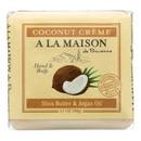A La Maison - Bar Soap - Pure Coconut - Case Of 6 - 3.5 Oz