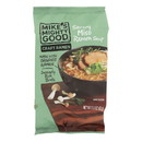 Mike's Mighty Good Savory Miso Ramen Soup - Case of 7 - 2.1 oz