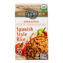 Lundberg Family Farms - Rice and Seasoning Mix - Spanish Style - Case of 6 - 5.50 oz.