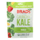 Brad's Plant Based - Raw Crunch - Naked - Case of 12 - 2 oz.