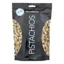 Wonderful No Salt Pistachios - Case of 12 - 16 oz