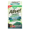 Nature's Way - Alive Garden Goodness Men's Multi-Vitamin - 60 Tablets