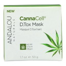 Andalou Naturals - CannaCell D.Tox Mask - 1.7 oz.