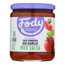 Fody Food Salsa - Case of 6 - 16 oz