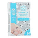The Honest - Diapers Size 0 Newborn - Pandas - 32 Count