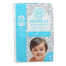 The Honest - Diapers Size 2 - Pandas - 32 Count