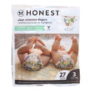 The Honest - Diapers Size 3 - Pandas - 27 Count