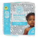 The Honest - Diapers Size 4 - Pandas - 23 Count